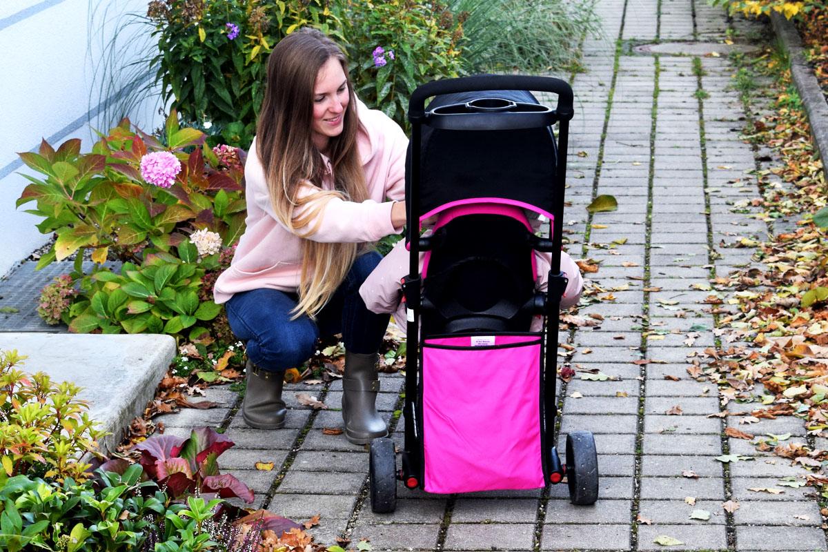 Smartfold Smartrike 500 - Buggy und Dreirad - Produkttest - Mamablog München