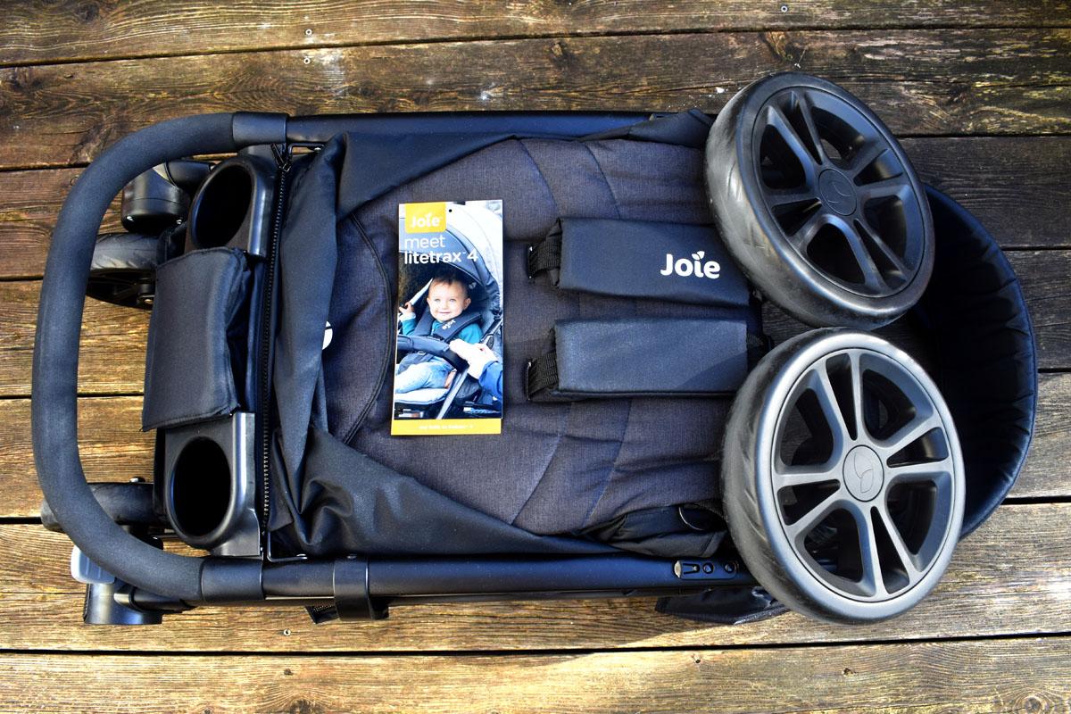 babyartikel.de - Joie Sportwagen Litetrax 4 - Night Sky - Kollektion 2017 - Buggy - Buggy-Test - Lieferumfang - Mama Blog München